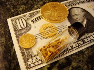 Gold Note Buyers Houston