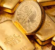 Gold Bullion in Texas