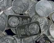 Silver Bullion in Houston