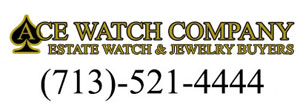 Ace Watch Estate Watch & Jewelry Buyers